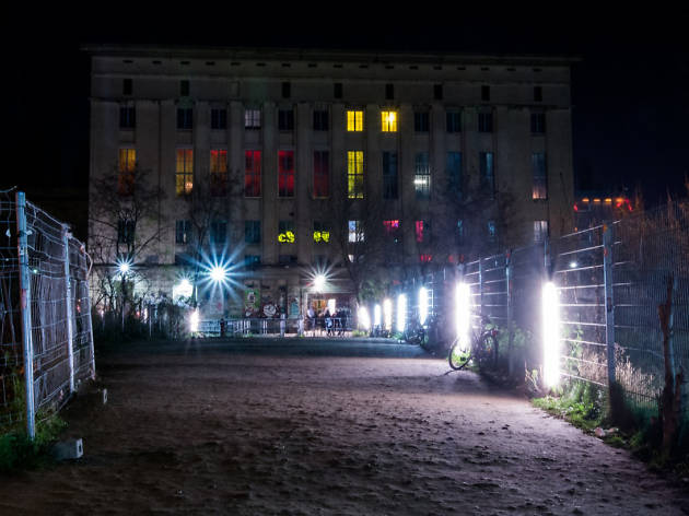Berghain/Panorama Bar
