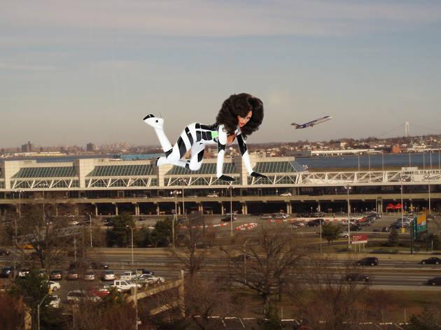(LaGuardia Airport photograph: Jeremy Goldstein)