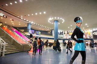 (Penn Station photograph: Shutterstock)