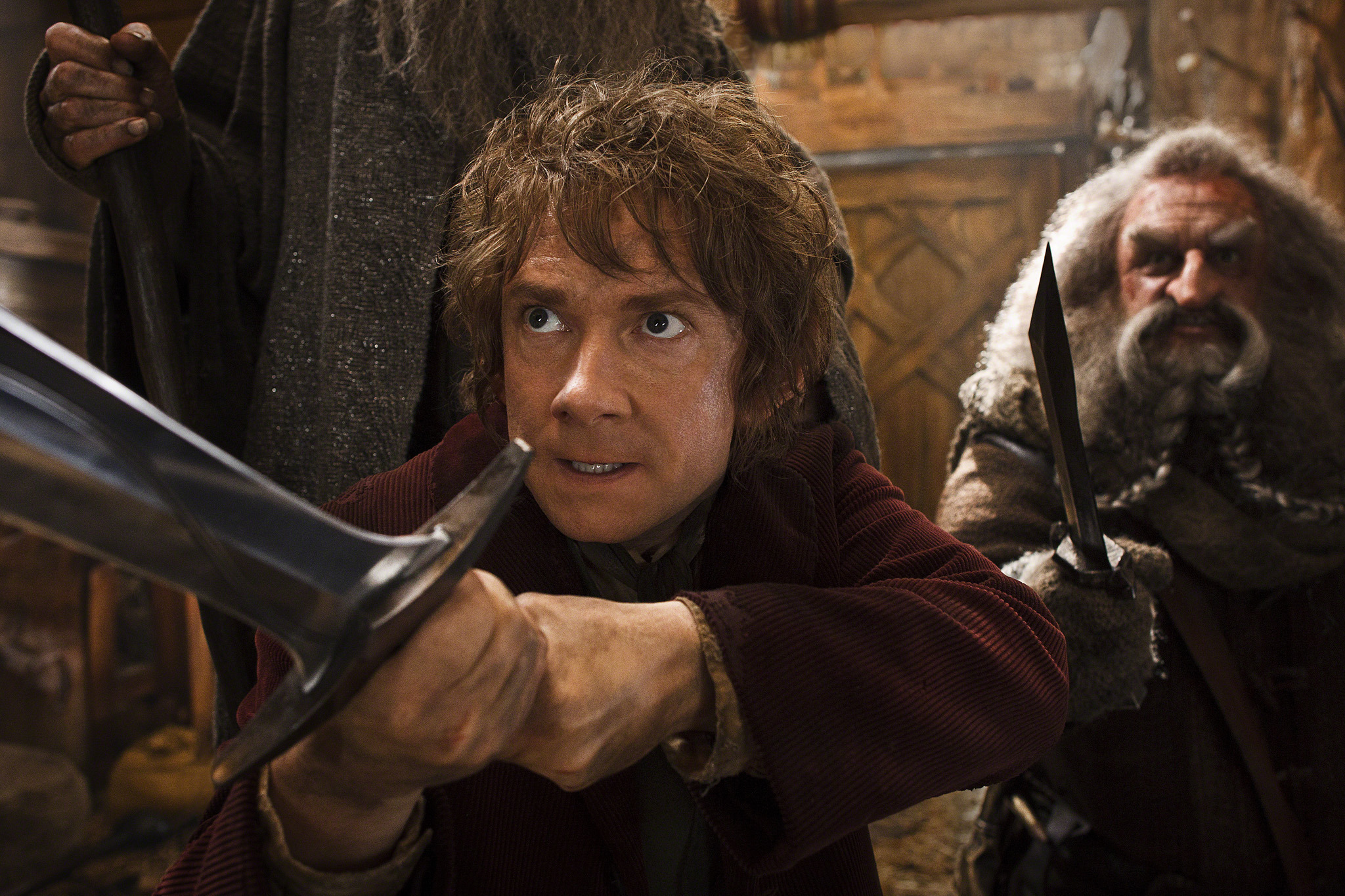 The Hobbit The Desolation Of Smaug 2013 Directed By Peter Jackson Film Review