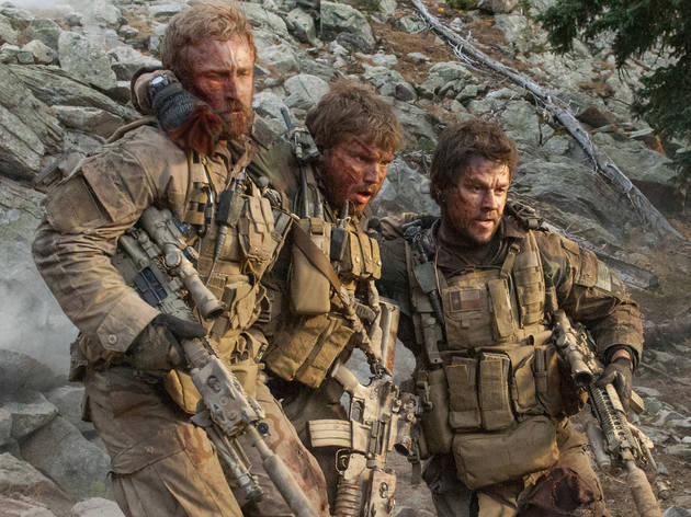 Lone Survivor: movie review