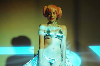 Hotsy Totsy Burlesque: Star Wars Holiday Special