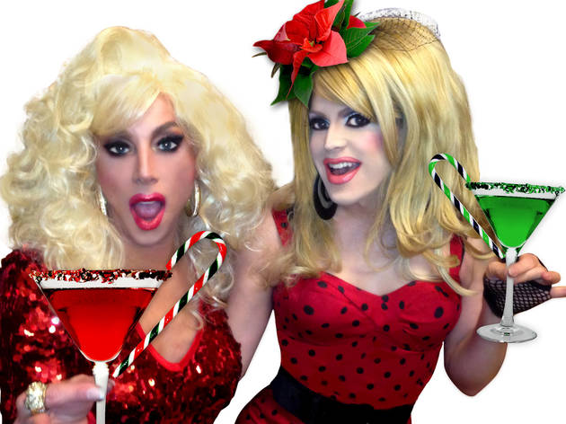 Pandora Boxx and Sherry Vine: A Very Cougar Christmas