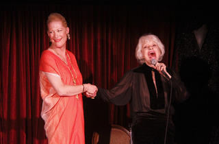 Gentlemen Prefer Blondes: An Intimate Evening with Carol Channing and Justin Vivian Bond