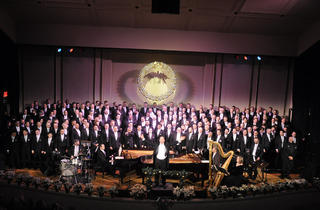 New York City Gay Men's Chorus Holiday Spectacular—An American Holiday