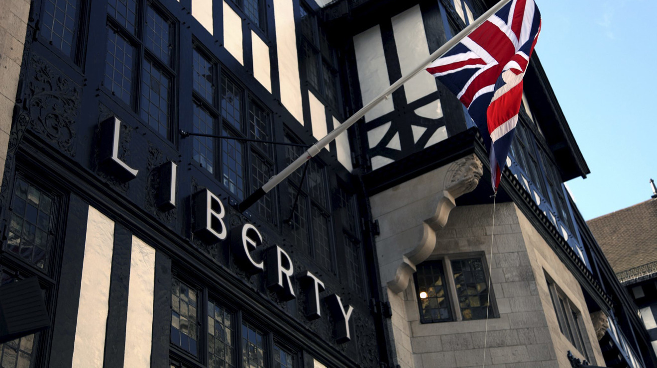 100 best shops in London: Liberty