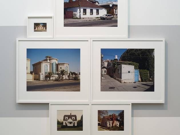Stephen Shore (Installation view of 'Something + Nothing')