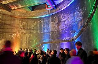 Underground Christmas at the Brunel Museum
