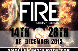 Roof on Fire Holiday Edition