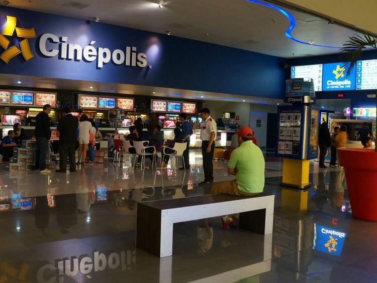 Cinépolis Portal Churubusco
