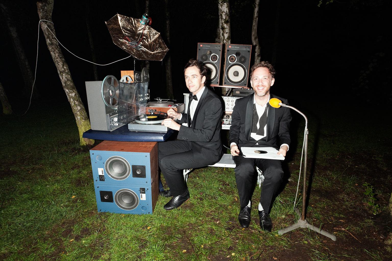 Razz Clubs: 2ManyDJs + Max Cooper + Marco Passarani