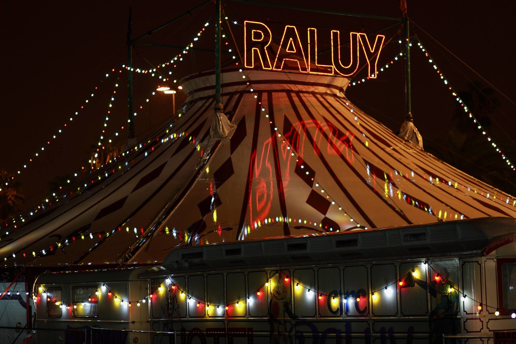 Circ Raluy: Fortius