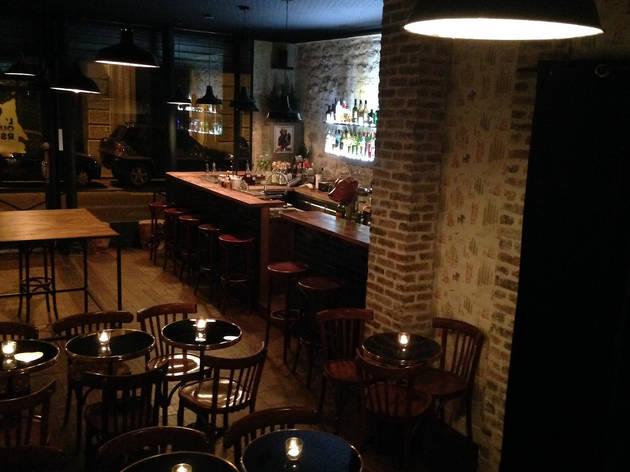 Très L'Ours Bar | Bars à Poissonnière, Paris HH03