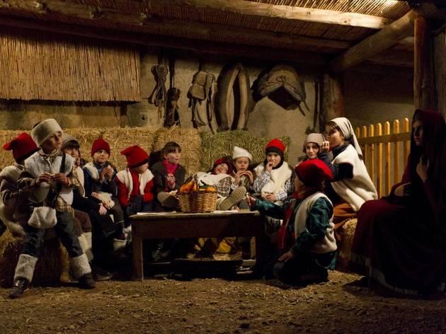 Living nativity scenes of Catalonia