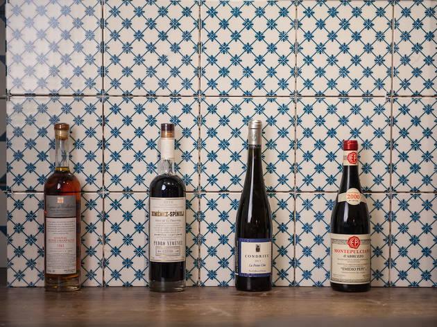 Compagnie des Vins Surnaturels (© Addie Chinn)