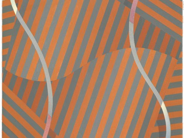 Tomma Abts ('Zebe', 2012)