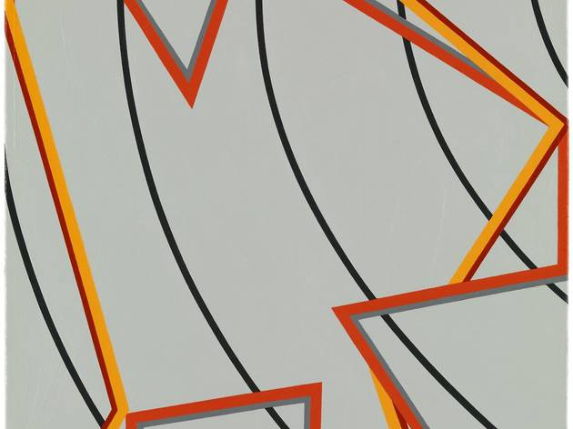 Tomma Abts ('Jeels', 2012)