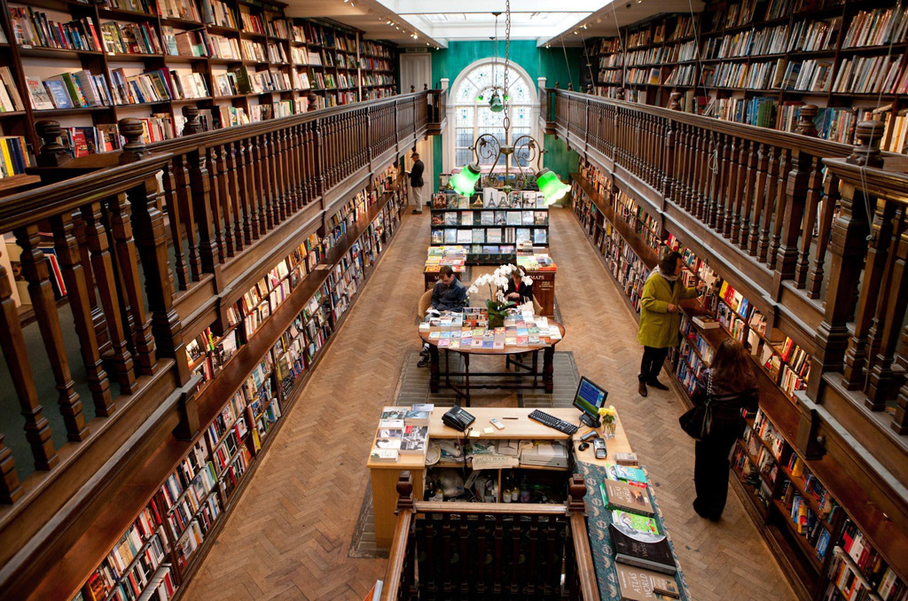 Best shops in London: Daunt Books