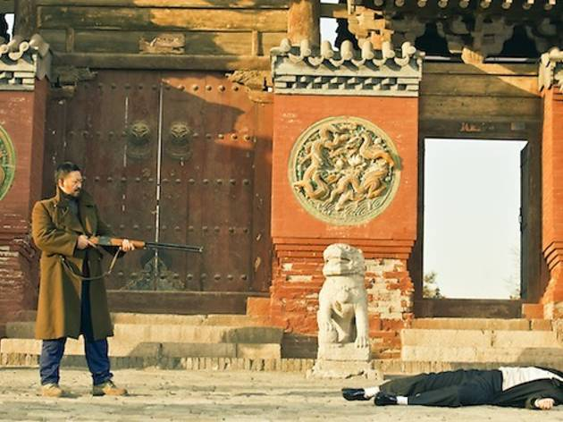 'A Touch of sin' (de Jia Zhangke)