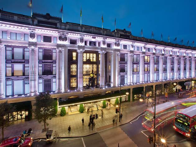 Best shops in London: Selfridges