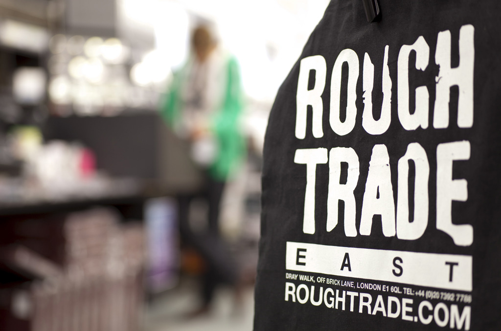 Video: a tour of Rough Trade East