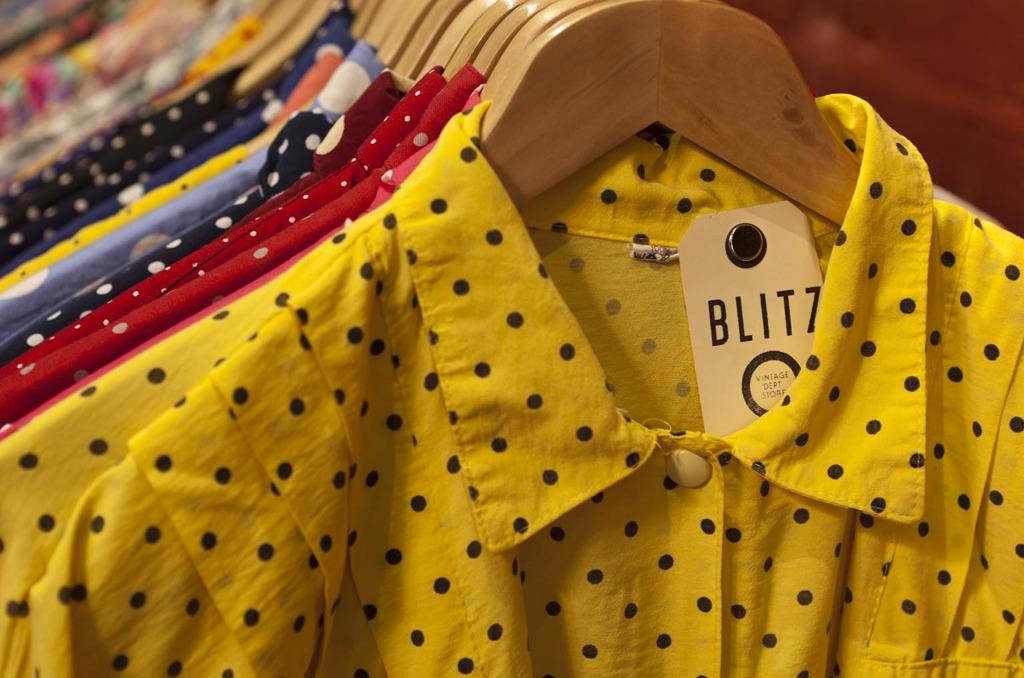 Video: a tour of Blitz London