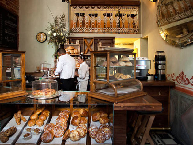 Cafe Nin Mexico City
