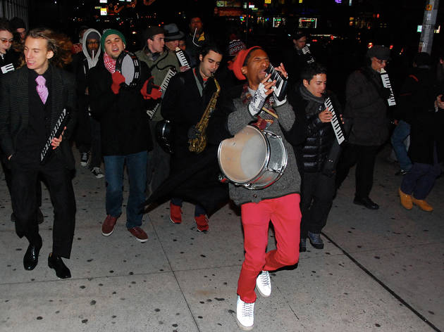 Make Music New York Winter