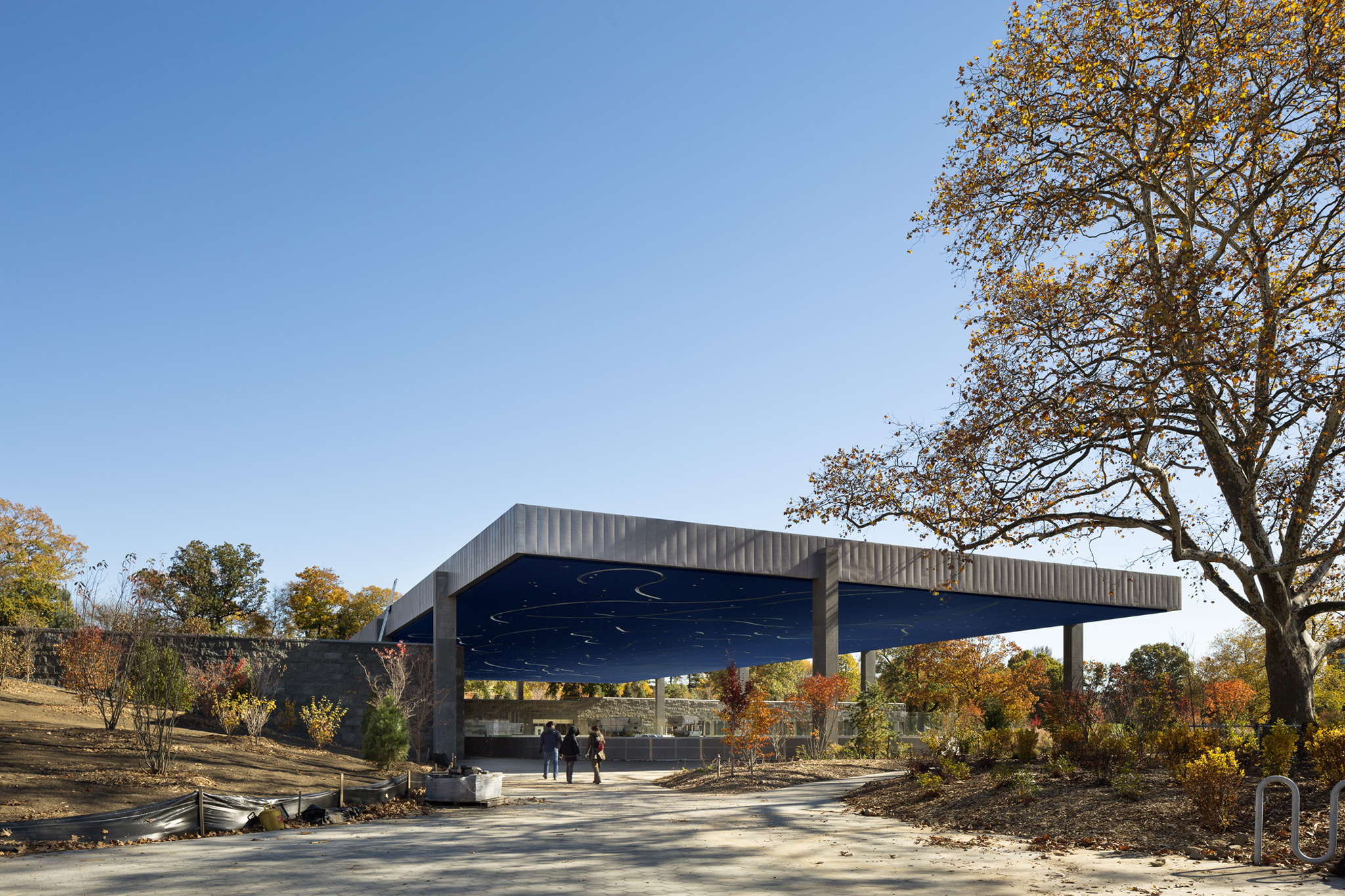 Check out Prospect Park's shiny new Lakeside facility