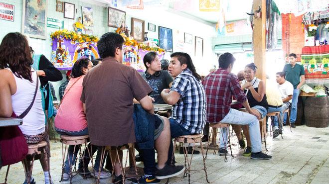 Xochimilco sin trajineras
