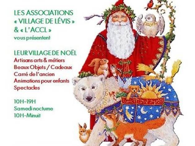 Marché de Noël de Lévis