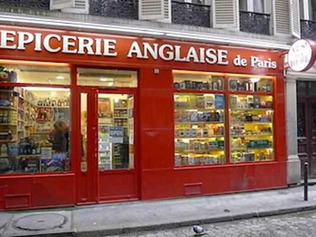 Royaume-Uni > Epicerie anglaise écossaise irlandaise de Paris