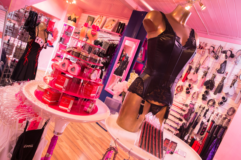 Video: a tour of Sh! Women's Erotic Emporium