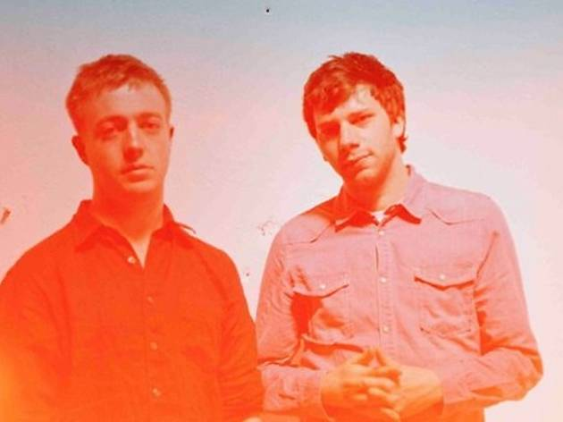 Mount Kimbie, 'Cold Spring Fault Less Youth'