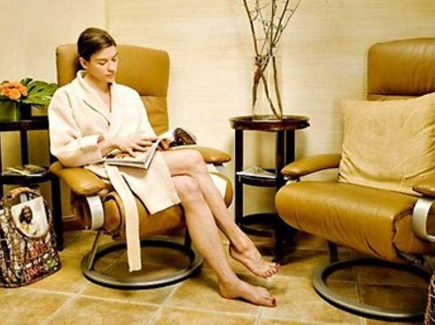 47% off spa service and wine at Tribeca Spa of Tranquility