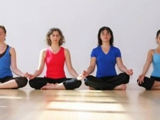 Foundation 1 classes at Reflections Yoga