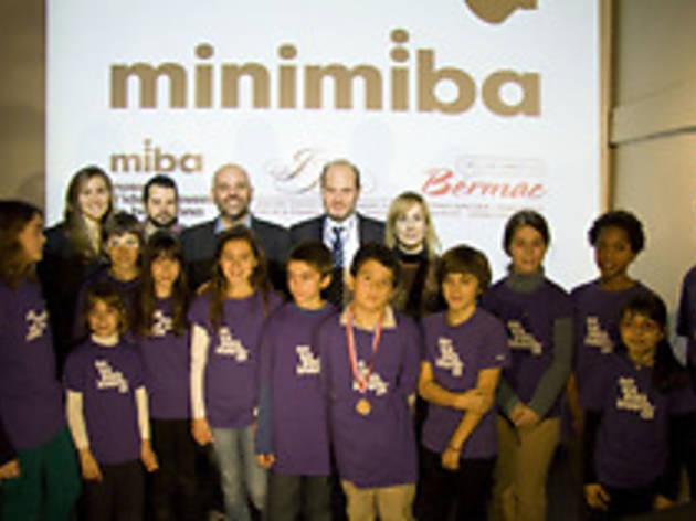2a Edició MiniMiba. Els nens salvaran el món