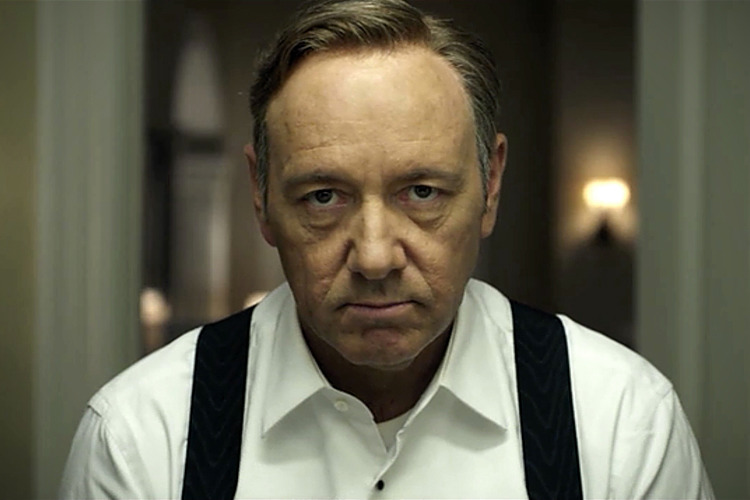 'House of Cards', avec Kevin Spacey