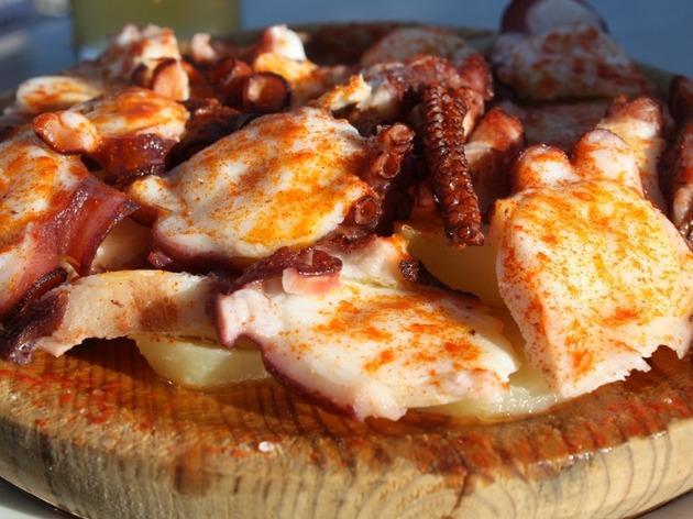 Galician food