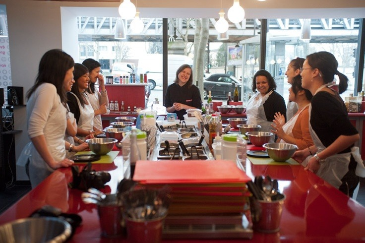 Cook&Go three-course holiday cooking class