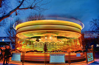 South Bank Merry-go-Round