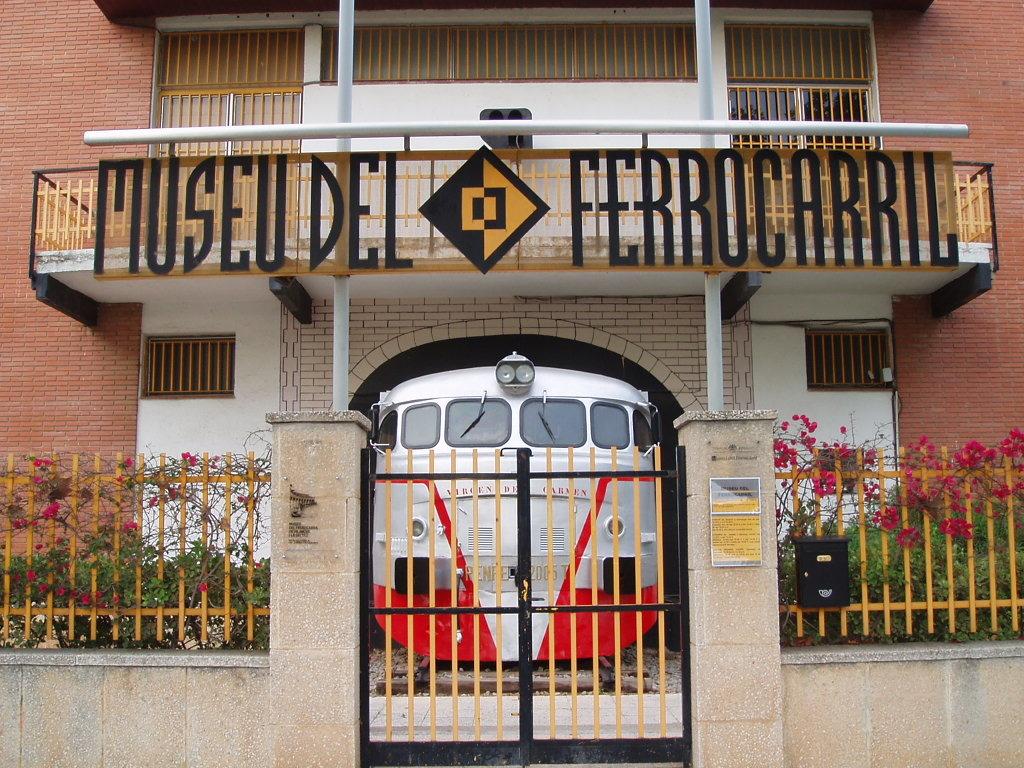 Museu del Ferrocarril de Catalunya
