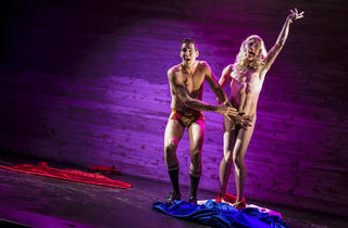 Boys' Night: An All-Male Cirquelesque Revue