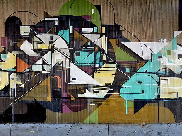Kofie en All City Canvas Global Series