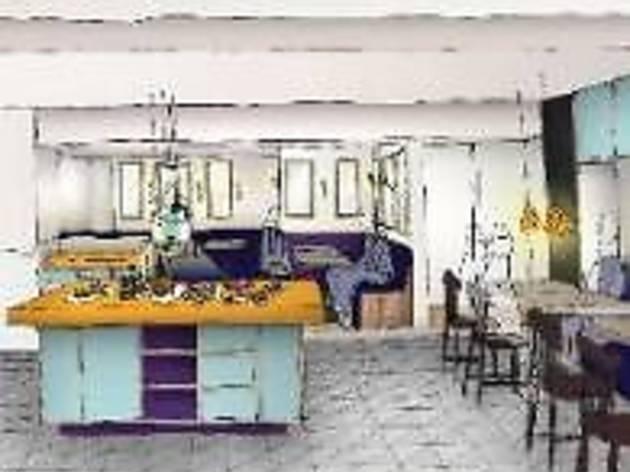 Kitchenette Putney