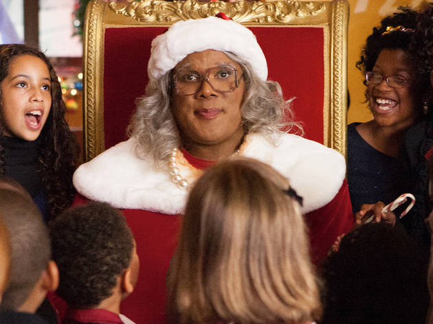 A Madea Christmas: movie review 2013
