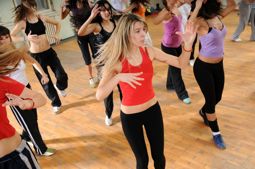 More dance fitness classes