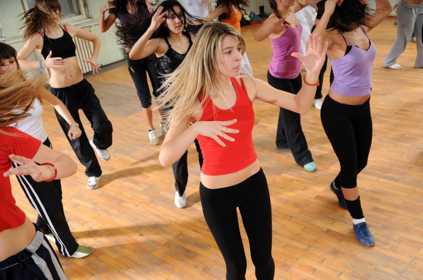 More dance fitness classes