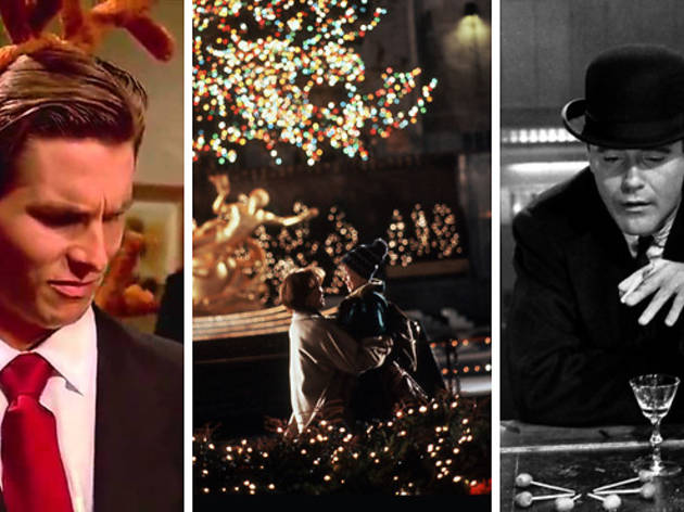 NYC's top 10 Christmas movie moments