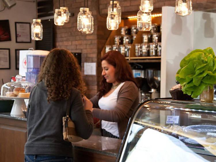 Cafés en Nápoles/ Del Valle/ Narvarte